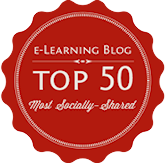 Top 50 Most Socially-Shared E-Learning Blogs