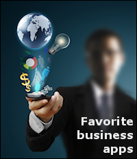 Favorite business apps