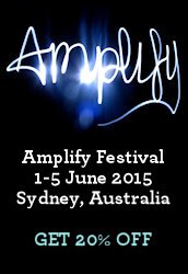 Get 20% off tickets to the Amplify Festival 2015