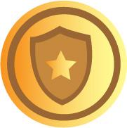 Open badge